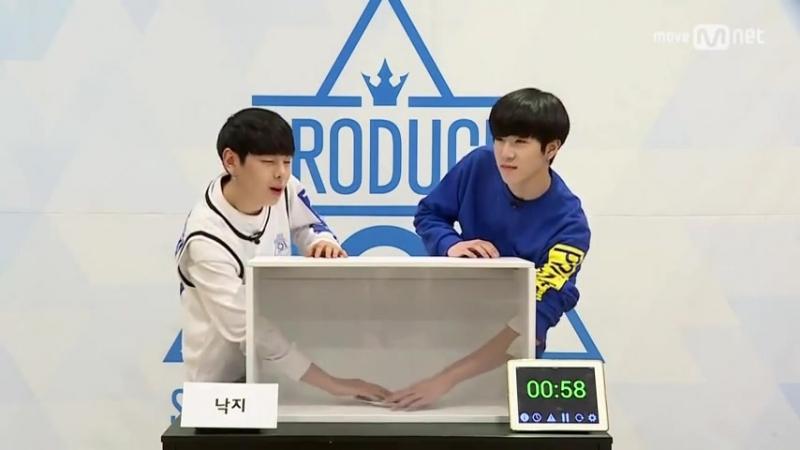 170403 Миссия Скрытая коробка Jang Dae Hyun vs Kim Dong Han