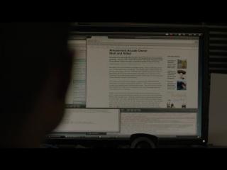 Эллиот ищет информацию про Мистера Робота / Загадочный Мистер Робот [Мистер Робот, 1 сезон] отрывок фрагмент mr.robot