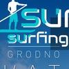 SUP surf в Гродно, Беларусь | 2-m.by