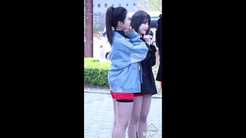 170415 Brave Girls Mini-fanmeeting (Hayun) @ MBC Dream Center