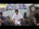 [RADIO] DAY6(Jae, Dowoon) JANNABI (Junghoon, Dohyung) Waiting Room SELF CAMERA @ KBS Happy 2 o'clock FM