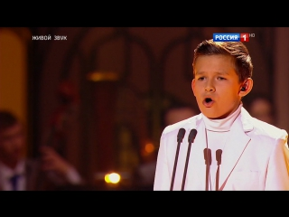 Миша из Таганрога исполнил редкое духовное песнопение на церковнославянском! Ему всего 11 лет! #СиняяПтица