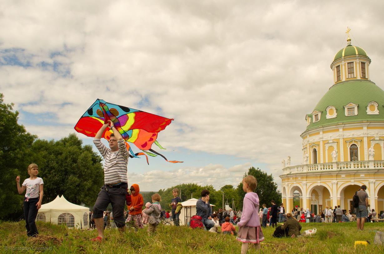 Фестиваль в Подмоклово 2017