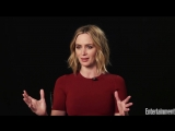 The Girl On The Train- Emily Blunt  Haley Bennett On Their Complex Roles - Entertainment Weekly