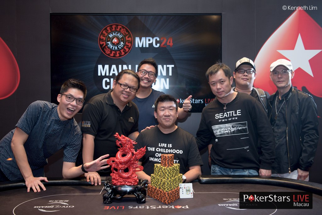 Poker macau 2016 cheap craps las vegas 2018