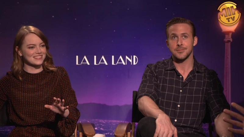 Ла Ла Лэнд: интервью для «MadeinHollywoodTV»