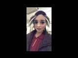 Vanessa Hudgens Snapchat Videos -- March 13th 2017