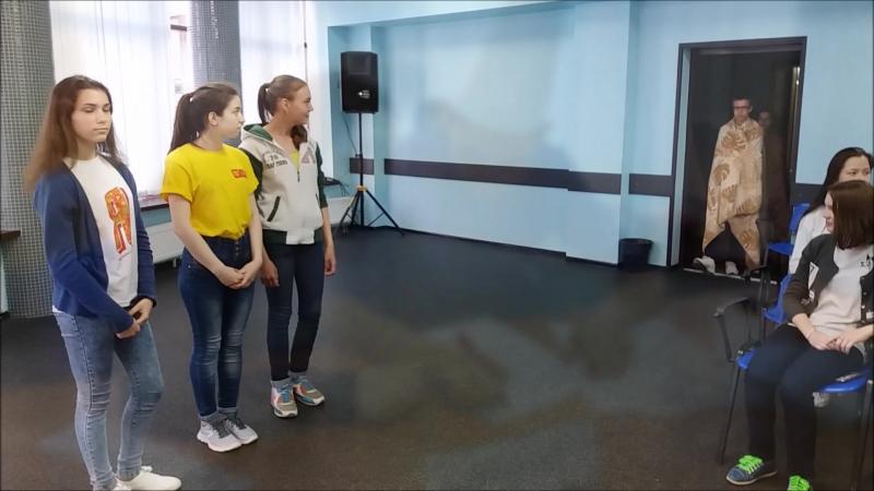 Первая проектная группа видео