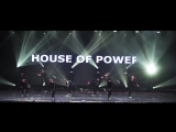 ADULTS PRO/ 2 Place/  House of Power/ Drop the TOP 2017