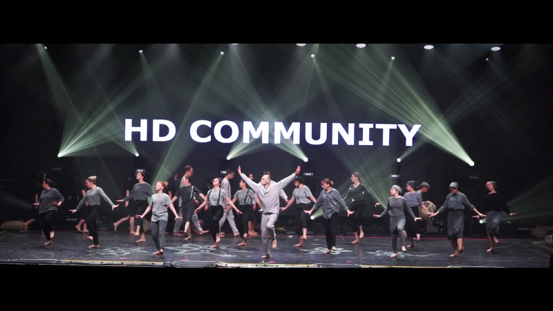 ADULTS PRO/ 1 Place/ HD Community/ Drop the TOP 2017