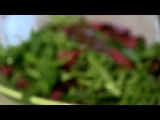 Рукола, мангольд, айсберг, фриссе -- листовые салаты для крепкого здоровья!