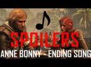 Assassin's Creed IV Black Flag - Anne Bonny Ending Song 'The Parting Glass