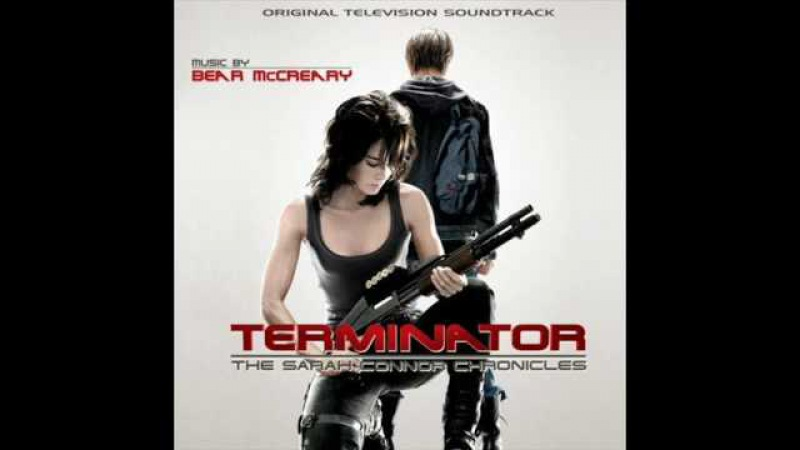 Terminator The Sarah Connor Chronicles OST: 03 - Sarah Connor's Theme