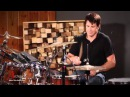 Johnny Rabb Drum Solo 1 on Hendrix Drums Archetype Stave Walnut Acoustic Drum Kit Set