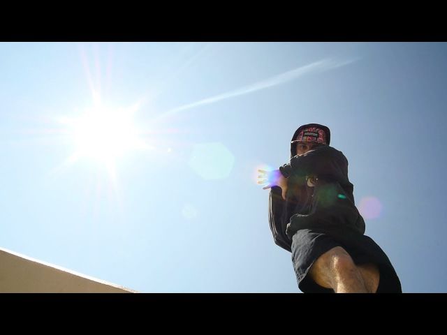 B-boy RobSun - The mood in motion