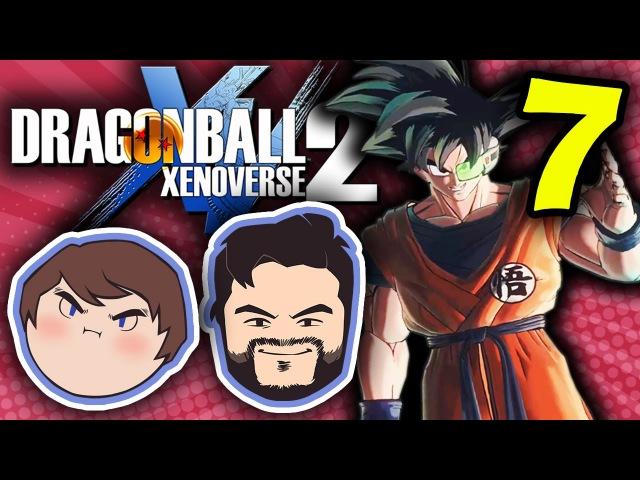 Dragon Ball Xenoverse 2: Ribbit - PART 7 - Grumpcade (Ft. Strippin)