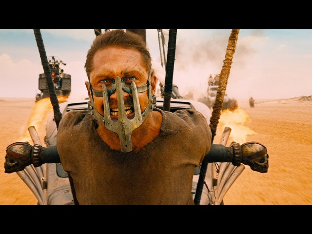 AC/DC - Highway to Hell (Mad Max)