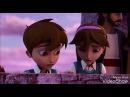 Superbook- Elisha the Syrians- Two best Scenes