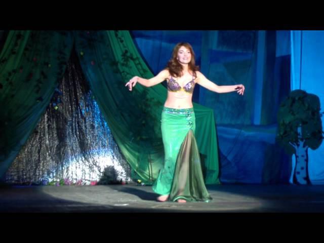 Танец русалки Фрагмент концерта Истории сказочного леса
