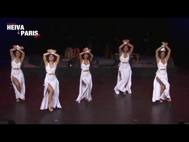O TAHITI NUI - WINNER Troupes MEHURA - Playoffs HEIVA i PARIS 2016