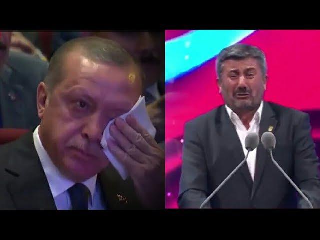 15 Temmuz da İki Oğlunu Şehit Veren Baba Türkiye'yi Ağlattı.