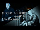 Jacques Loussier Plays Bach (complete version)