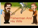 Fisherman And His Wife | Animated Fairy Tale Bedtime Storybook For Kids