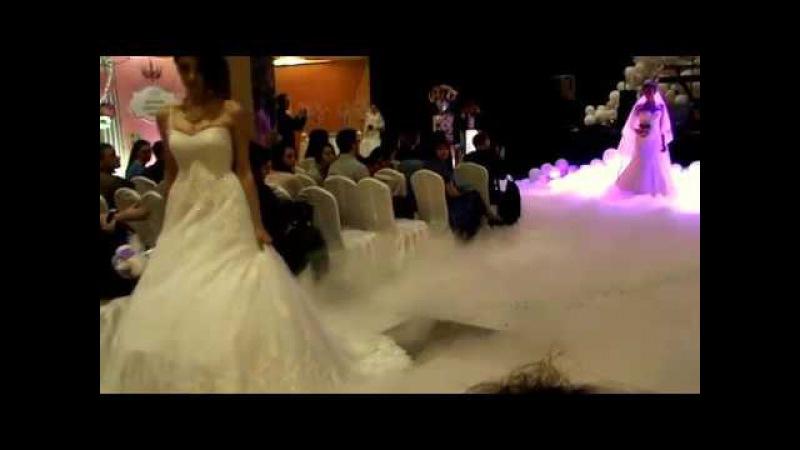 Свадебный салон Regina Дефиле на свадебной выставке Kursk Wedding Expo 2017