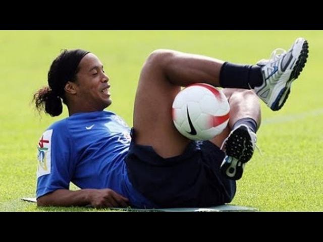 ULTIMATE Football Freestyle Skills 2017 ● Warm Up, Training, Tricks ● Ronaldinho, Neymar, CR7