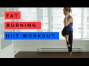 15 minute Fat Burning HIIT Workout No Equipment