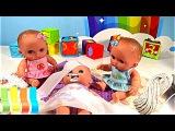 Куклы Пупсики МУЧАЕМ ПУПСОВ? Мультик с куклами Игры для девочек на русском Кукла связала Curly Lisa