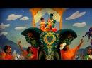 Волшебный Фонарь❤ Рама Зита и обезьянка Хануман по мотивам древнеиндийского эпоса сказки
