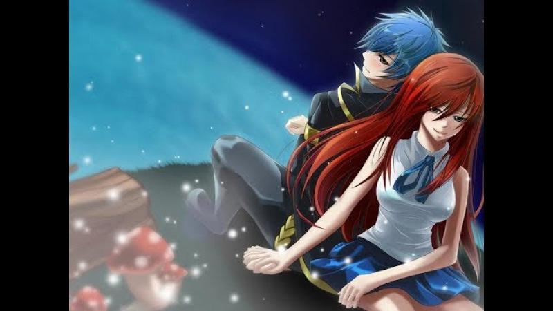 [Fairy Tail] Жерар и Эльза - А я огонь, яркая сильная