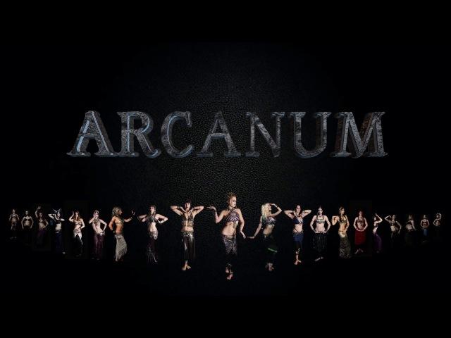 X. Arcanum II. TribalFusion show Вероника Седова,Александра Боровова,Мария Жучкова, Анна Хрупк...
