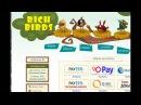 Смотреть видео - 2Как заработать деньги в интернете без вложений Игра с выводом реальных денег Вторая выплата видео 2