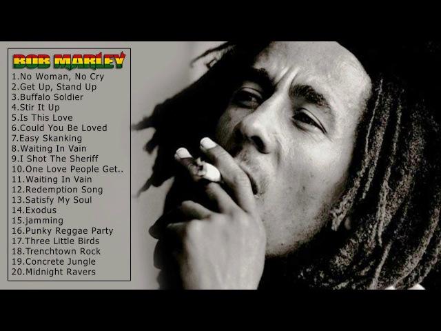 Best of Bob Marley - Bob Marey Greatest Hits