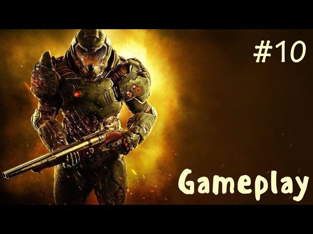 Doom / Gameplay / прохождение 10 Царство Титана