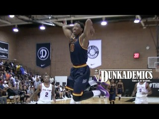 DeMar DeRozan Drew League Highlights + Nick Young & Marvin Bagley