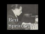 Ben Springer 25 victories ( Wch 1928 )