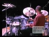 Jack DeJohnette - drum solo at PASIC 2009