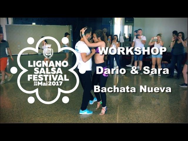 Dario Sara - Maluma - Felices los 4 (Bachata cover) @ Lignano Salsa Festival