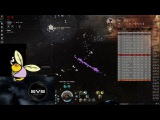 Eve Battle of 36N-HZ Space Violence vs Co2 &amp FCON vs CVA 03.19.2017