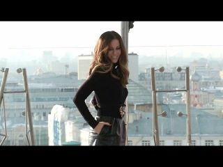 Kate Beckinsale- Photoshoot in Moscow