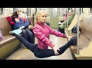 STRONG FEMALE FITNESS MOMENTS 2017 - flexible and calisthenics girls