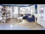 Маленькая комната для большой компании
