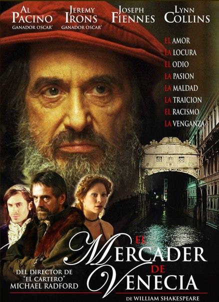 Венецианский купец / The Merchant of Venice (2004) 1080HD
