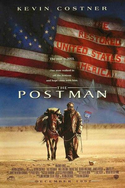 Почтальон / The Postman (1997) HDRip