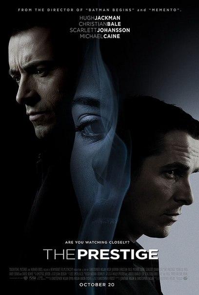 Престиж / The Prestige (2006)
