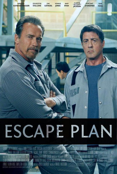 План Побега / Escape Plan (2013)