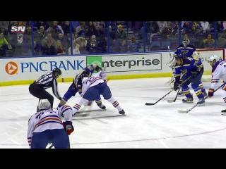 Сент-Луис - Эдмонтон 2-3(ОТ). . Обзор матча НХЛ